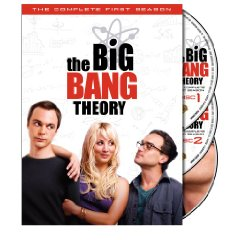 Big Bang Theory DVD cover