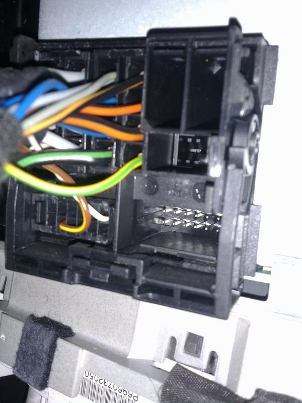 Schema Collegamento Autoradio Ford 6000 Cd : Výroba aux konektoru pro rádio ford cd